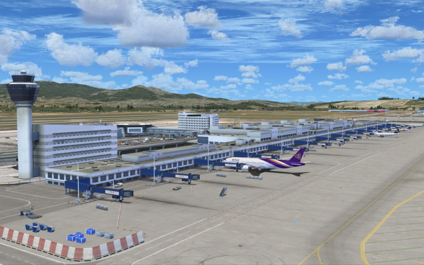 Αεροδρόμιο Αθήνας (ATH)
