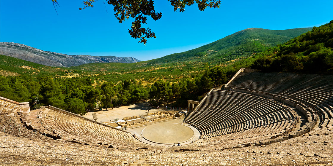 Transfer Me taxi Kalamata Messinia Theater of Epidaurus