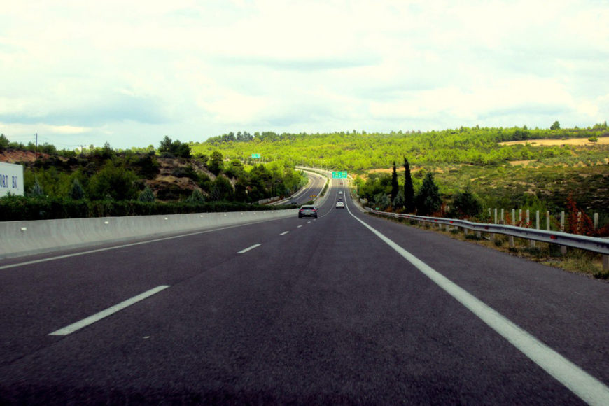 the way to costa navarino